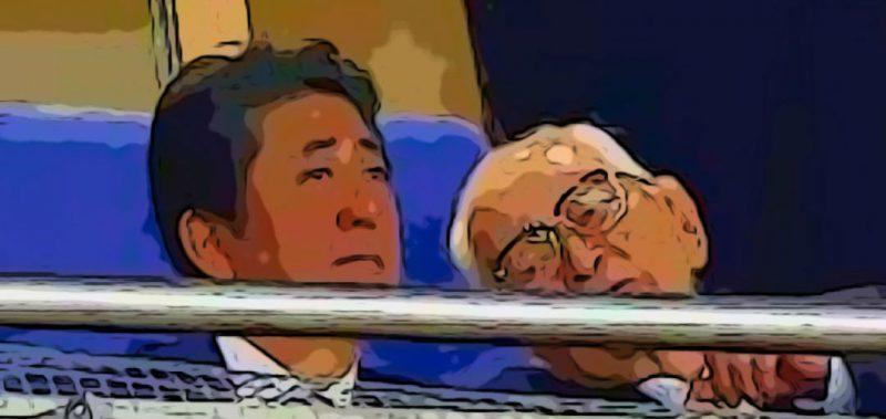 ナベツネと安倍晋三・首相や菅義偉・官房長官