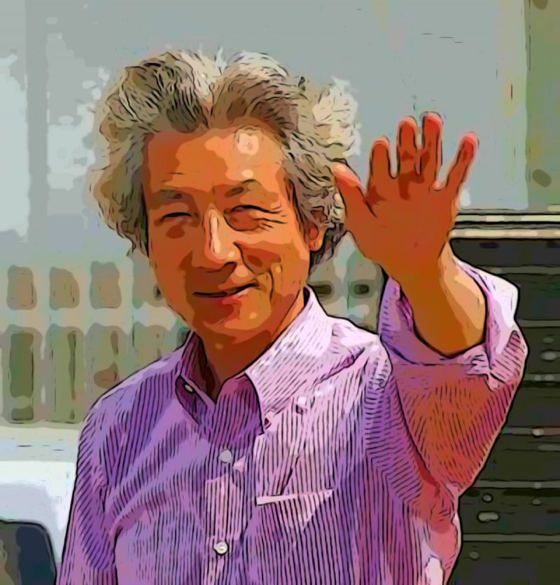 """小泉首相の悲願であった郵政民営化に""""有権者は賛成""""という民意を示す結果となったのです"""