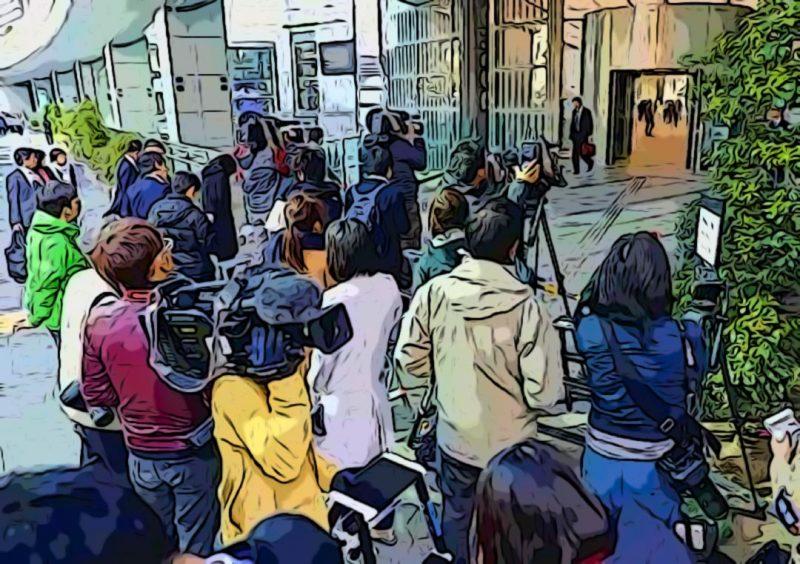メディアと検察の協力関係