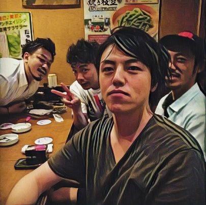 西野さんと弟・たっちゃん