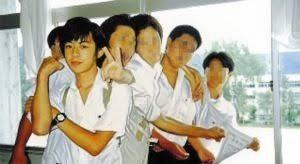西野さんの高校時代